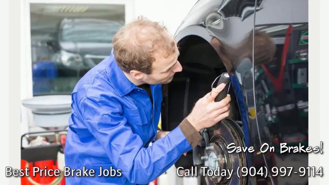 Cheap Brake Jobs >> Jacksonville, FL. Cheap Price Brake Service, | 904.997.9114 | Jacksonville, Florida. - YouTube