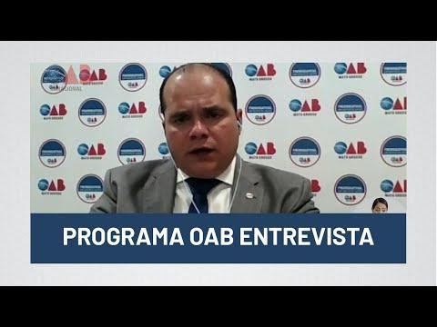 Programa OAB Entrevista 73 - 20/10/2020