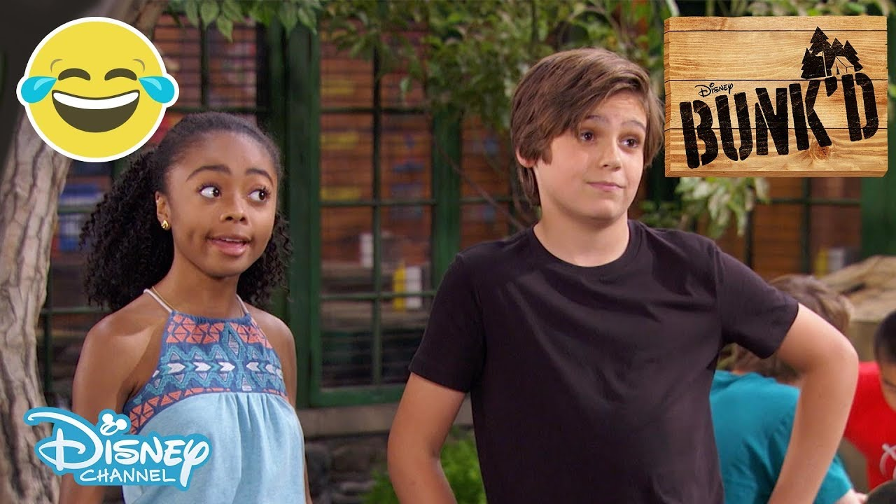 Download Bunk'd   Find the Ball Game   Official Disney Channel UK