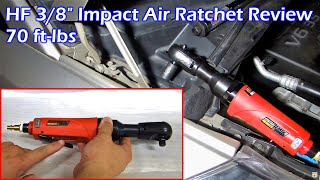 "3/8"" Impact Air Ratchet Wrench"