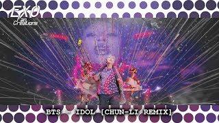BTS - IDOL (Chun-Li Remix) Feat. Nicki Minaj [Mashup]