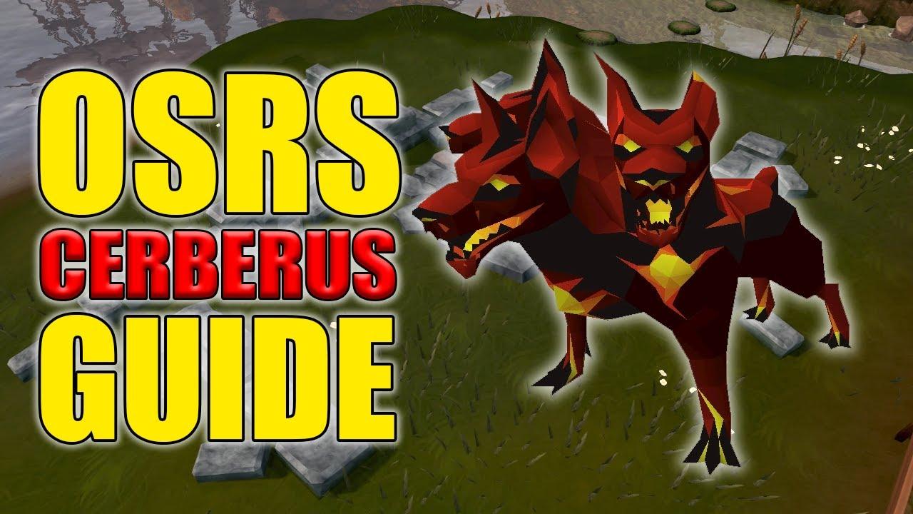 OSRS Boss - Cerberus Guides - OSRS Best in Slot