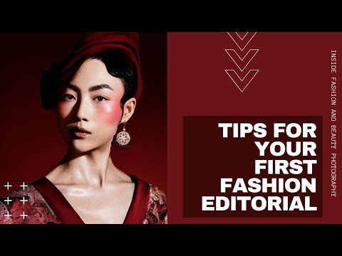 Tips for Your First Fashion Editorial | Inside Fashion and Beauty Photography with Lindsay Adler - Видео онлайн