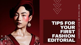 Tips for Your First Fashion Editorial | Inside Fashion and Beauty Photography with Lindsay Adler