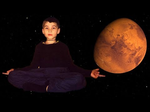 Genius Boy Born On MARS Baffles Scientists