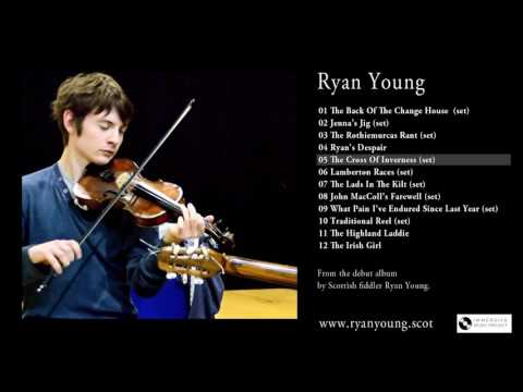 Ryan Young Fiddle Album Sampler