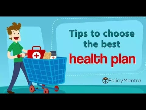 how to find the best health insurance policy