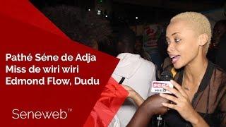 Pathé Séne de Adja Mss de wiri wiri Edmond Flow Dudu fait des vidéos Bakhaw au Come back de ngaka
