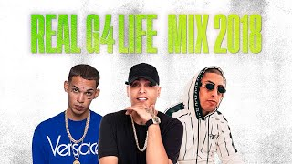 REAL G 4 LIFE  | Mix 2018 | Ñengo Flow, Darell, Ele A El Dominio
