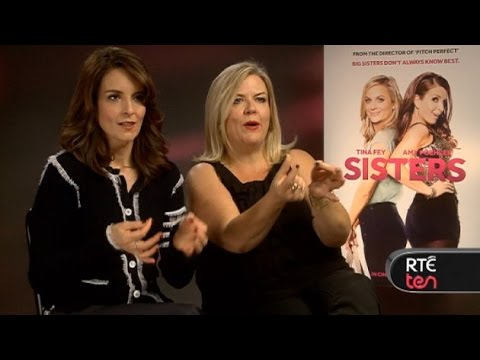 Tina Fey and Paula Pell talk Sisters, SNL and more