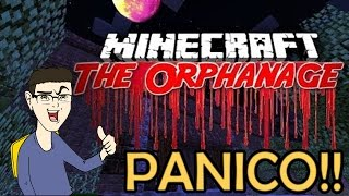 MINECRAFT HORROR : THE ORPHANAGE