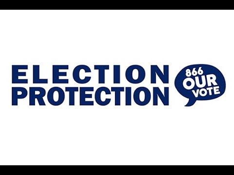 Election Protection: Voter Intimidation Questions