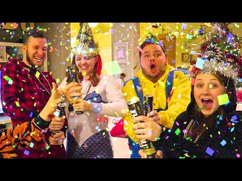 CRAZY CONFETTI CANNON CELEBRATION! - Daily Bumps 1 Million Subscriber Special!