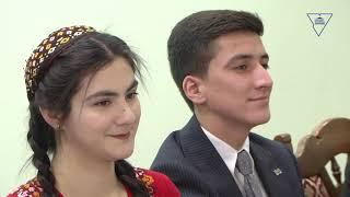 Встреча актива землячеств иностранных студентов с ректором Ириной Китурко