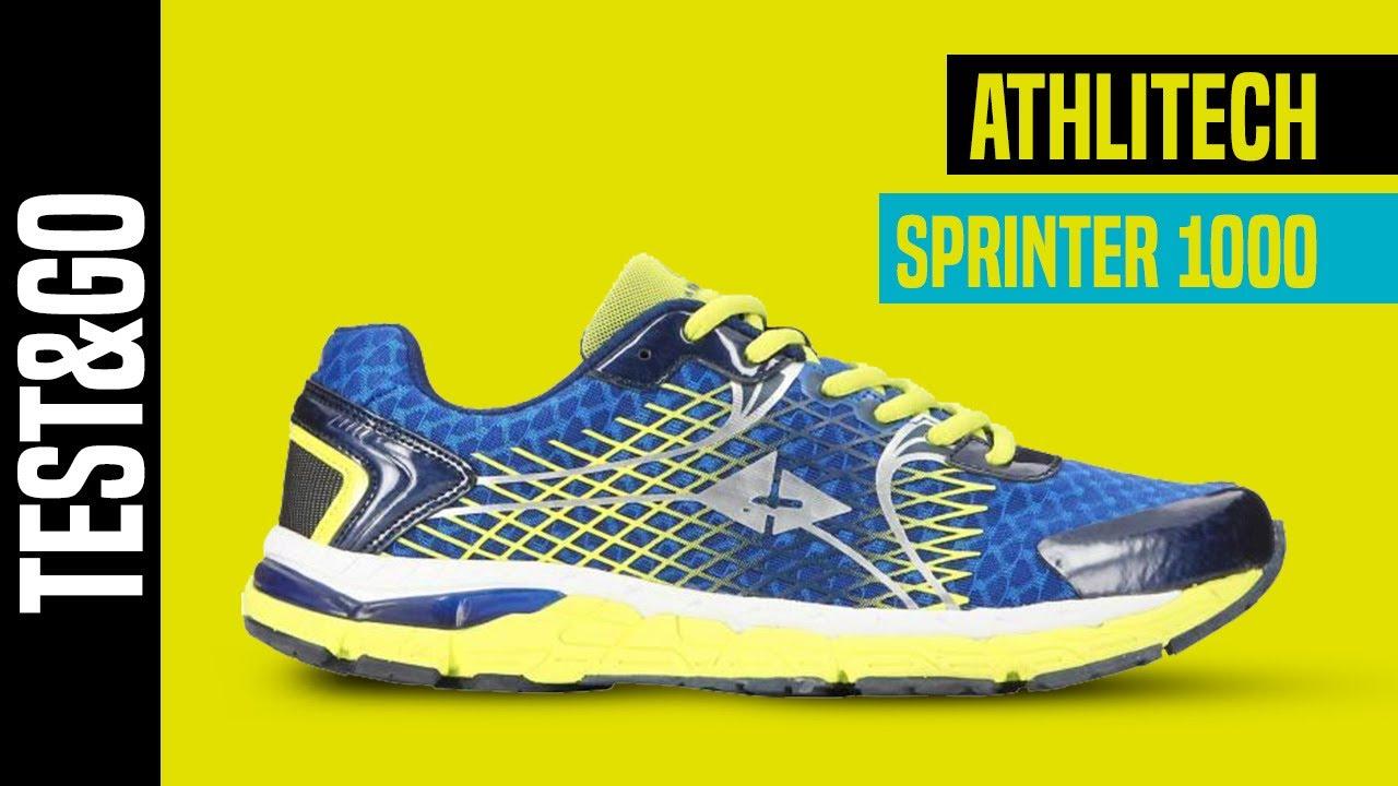 1ec4ef08fefc GO Sport - Test   GO - Athlitech Sprinter 1000 - YouTube