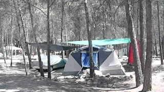 Camping La Puerta  Moratalla