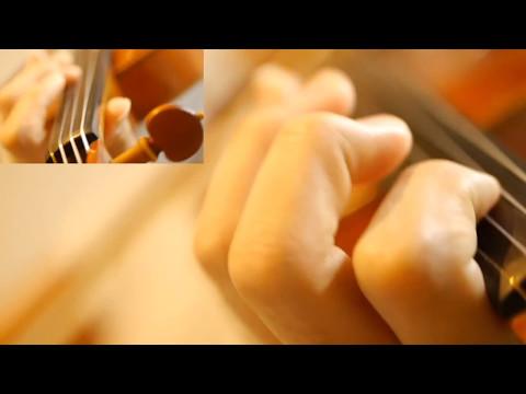 """""""Kirameki"""" Kousei & Kaori Ver. Shigatsu wa Kimi no Uso (Violin Cover)"""