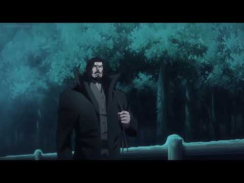 Castlevania Netflix Dracula finds out his wife was taken part 13