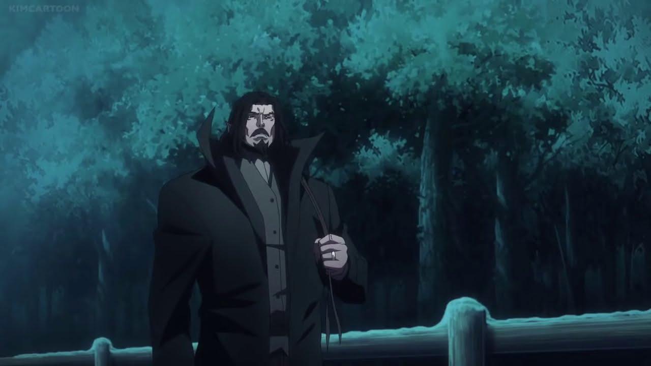 Download Castlevania (Netflix) Dracula finds out Lisa was taken part 1/3