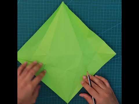 Origami T-Rex Tutorial - Part 3