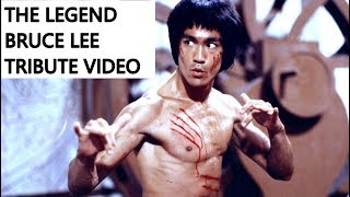 "Bruce Lee ""Legend of Martial Arts"" Amazing Tribute Video"