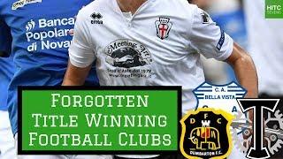 7 Forgotten Title Winning Football Clubs