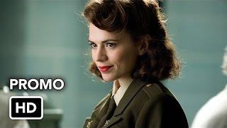 """Агент Картер 1 сезон 3 серия (1x03) - """"Время и направление"""" Промо (HD)"""