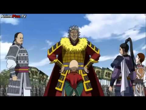 Kingdom II - Manliest Scene Ever