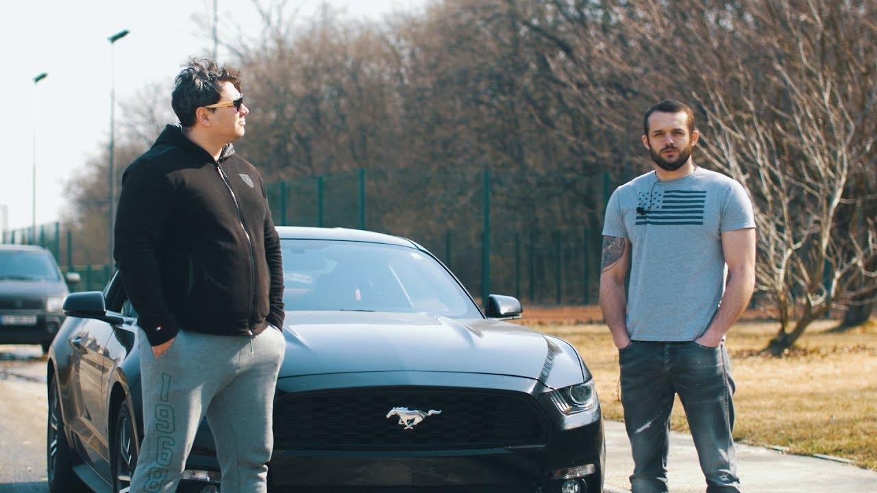 Пригон авто из США/Тест Драйв форд Мустанг экобуст