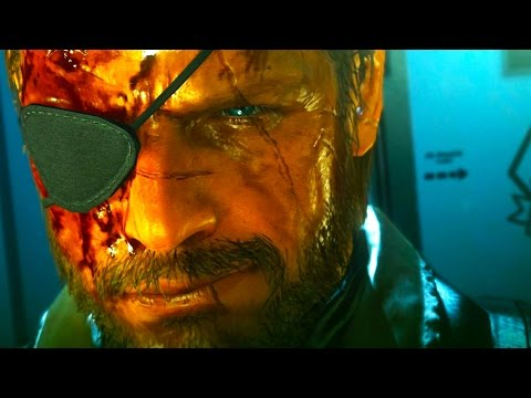 Metal Gear Solid 5 - True Ending (Big Boss Never Was Big Boss)