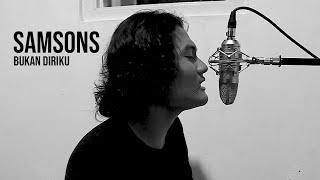 Download BUKAN DIRIKU - SAMSONS (Cover by Geraldo Rico)