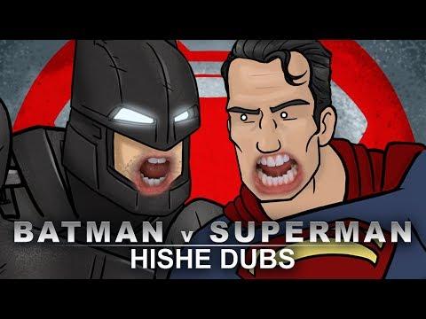 Batman V Superman - Comedy Recap (HISHE Dubs)
