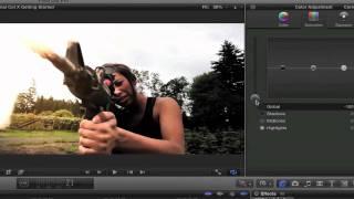 """""""Film Effect"""": Final Cut Pro X Tutorial by FinalCutKing"""