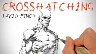How to Cross Haтch for Comics - David Finch