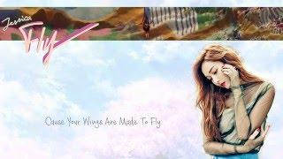 Gambar cover Jessica Jung  ( 제시카 ) ft. Fabolous - Fly [ Lyric ]