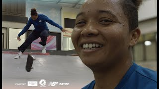 Samarria Brevard In Super Slow-Mo | WBATB