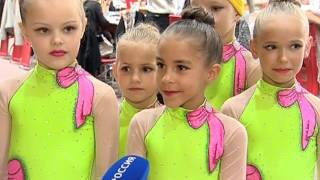 В Калининграде прошел всероссийский турнир по художественной гимнастике