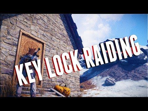 KEY LOCK RAIDING PROFESSIONAL PLAYERS ( They Had 15