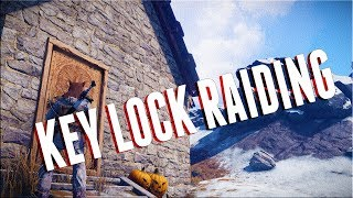 One of Grizzly's most viewed videos: KEY LOCK RAIDING PROFESSIONAL PLAYERS ( They Had 15'000 Hours) | Rust