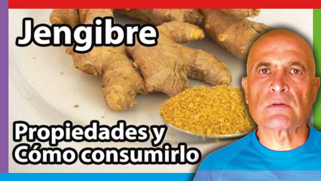 Para Que Se Usa El Jengibre En La Cocina Ginger Properties And How To Consume It