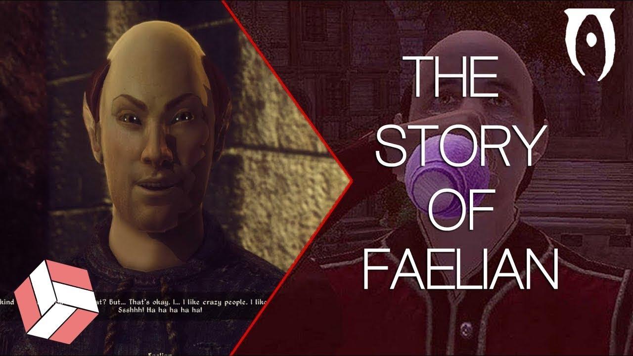 how to find faelian in oblivion
