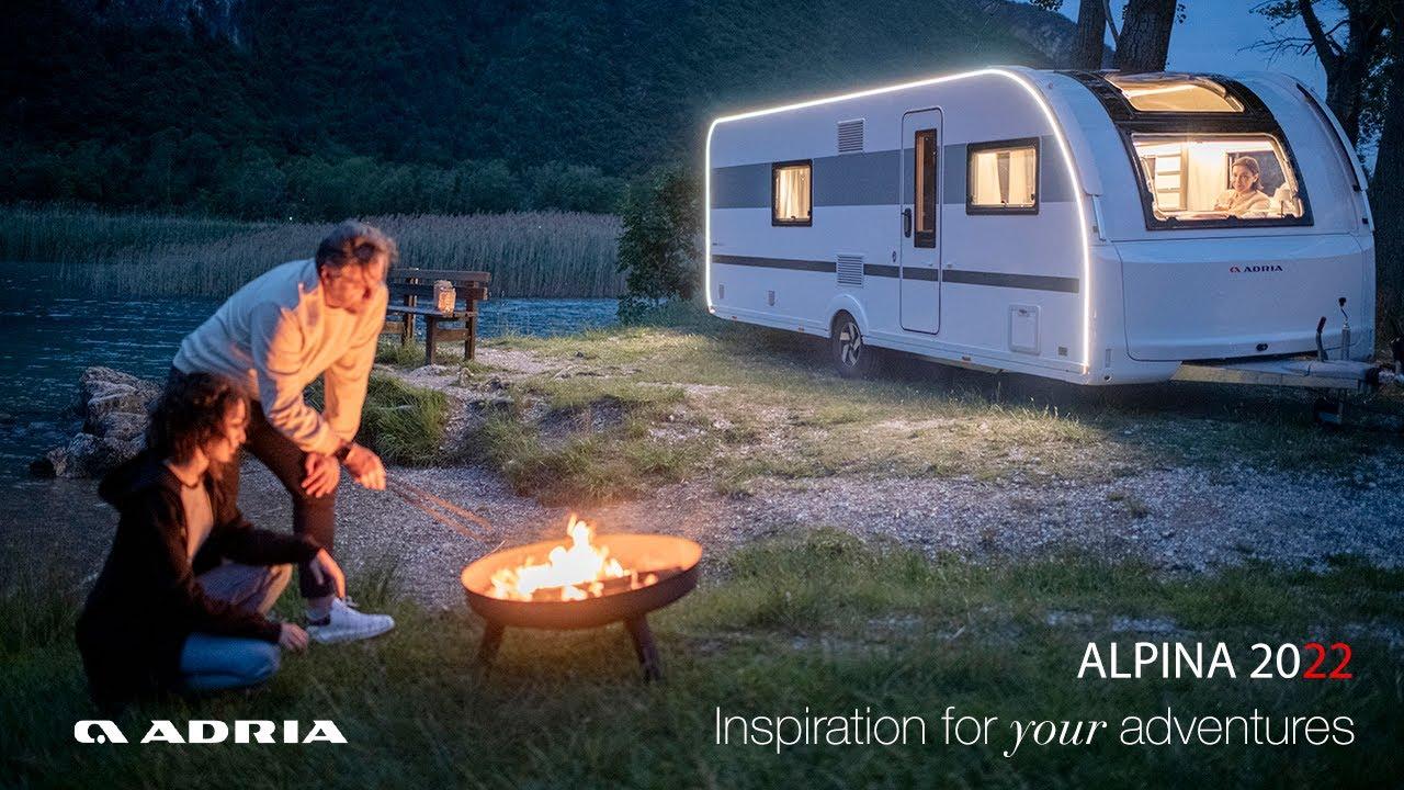 Adria ALPINA. Designt für höchste Performance  |  𝟮𝟬𝟮𝟮
