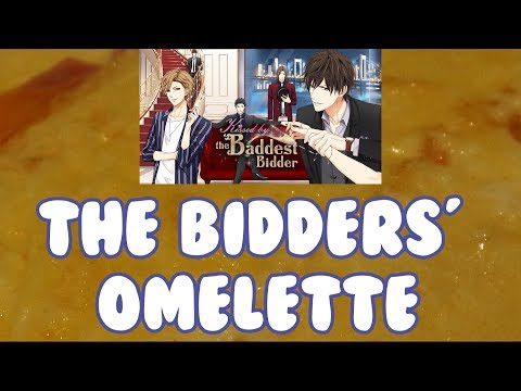 OTOME COOKING: The Bidders' Omelette