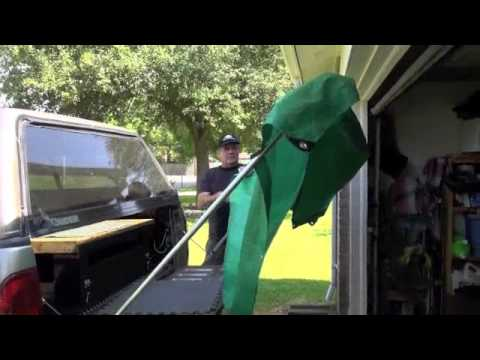 Pick Up Truck Awning Youtube
