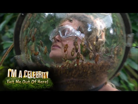 Emily Fills Her Face in Her Final Trial | I'm a Celebrity... Get Me Out of Here!
