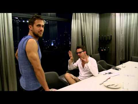Only God Forgives -- Behind the scenes clip no 1