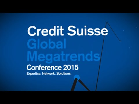 Highlights of the Credit Suisse Global Megatrends Conference in Singapore (Part One)