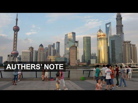 China accepts creative destruction