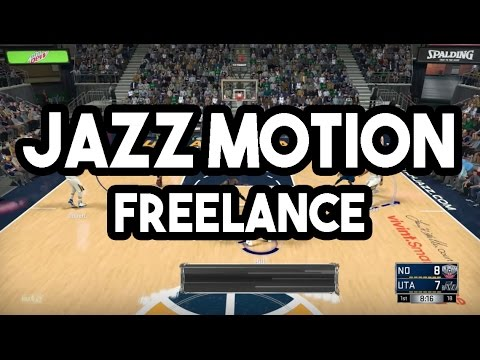nba 2k17 how to motion cut