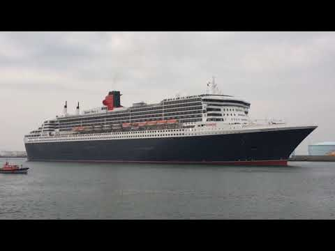 Le Queen Mary 2  🚣♂️
